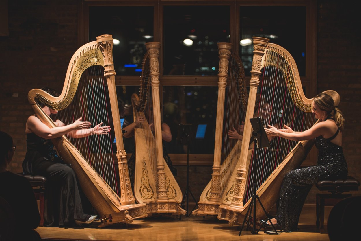 Source: Chicago Harp Quartet